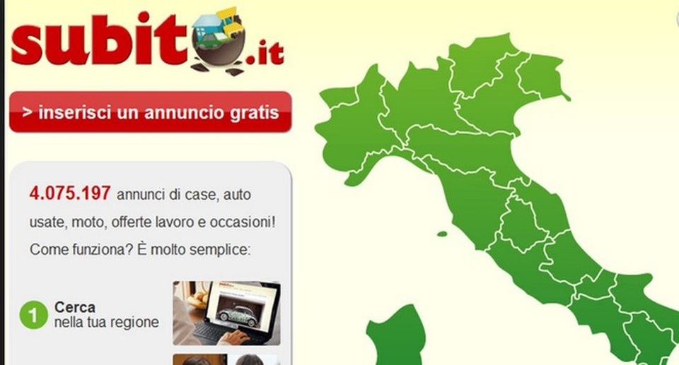 Best Subito It Fvg Arredamento Contemporary - Acomo.us - acomo.us