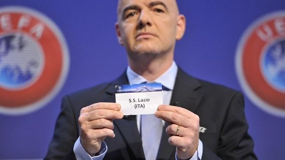 Sorteggio Champions, è Lazio-Bayer Leverkusen: Pioli: «E' una squadra che  conosco bene»