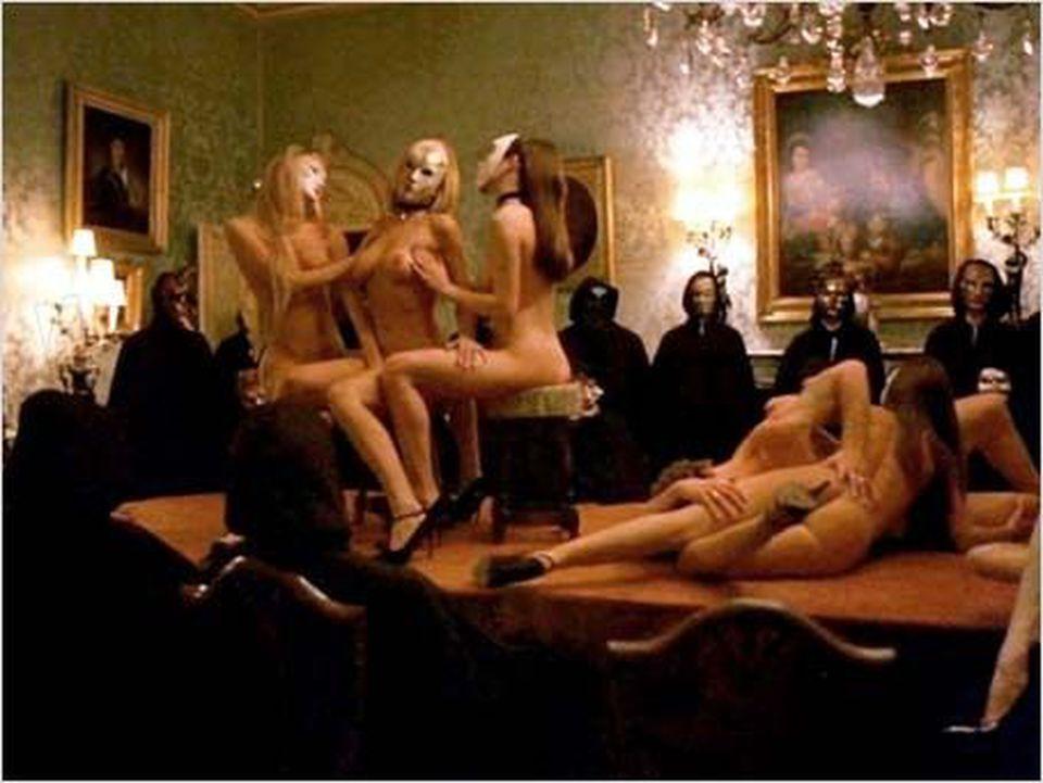 Maschera orgia