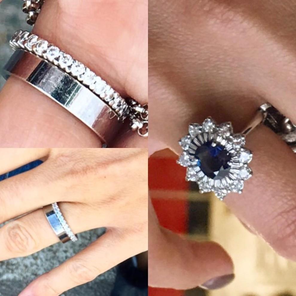 Favoloso I ladri le rubano gli anelli di famiglia: «Mille euro di  AY68