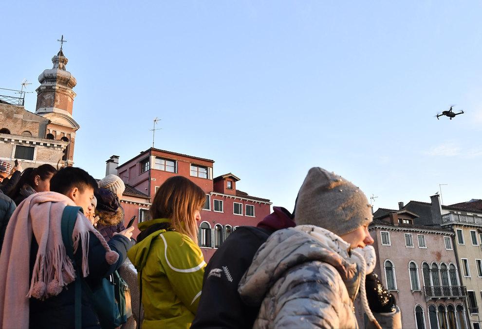 Venezia, tassa di sbarco anche per le scolaresche in gita un giorno