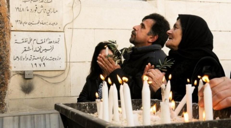 Risultati immagini per suore in siria