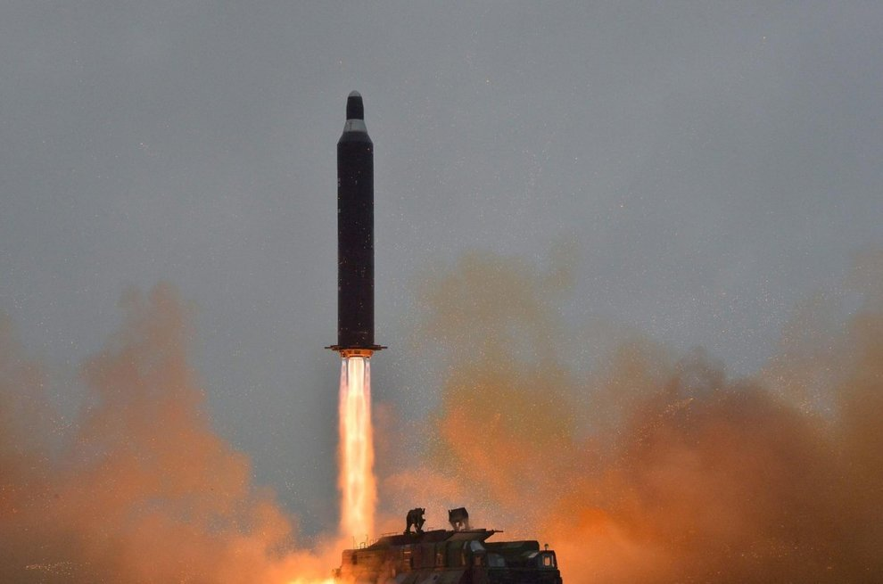 Картинки по запросу latest north korea missile test