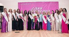 Mamme belle, anzi bellissime: ecco le Miss incoronate a Frassinelle