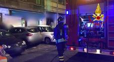 Paura in condominio, fumo nero invade le scale: alloggi evacuati