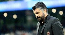 COME MALESANI - Gattuso, sfuriata in anglo-greco-italiano: I