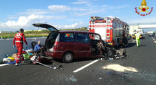 L'incidente sull'A4