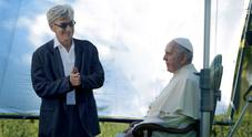 Cannes, Papa Francesco interpreta se stesso in un docu-film di Wim Wenders