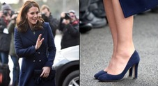 Kate Middleton senza collant d'inverno. Fashion victim o rispetto del protocollo?