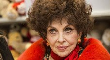 Domenica In, Gina Lollobrigida: «Sean Connery baciava in modo elegante, Yul Brynnner era impetuoso»