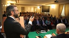 La presentazione dei piani anti black out in provincia di Belluno