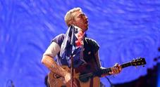 Chris Martin, frontman dei Coldplay