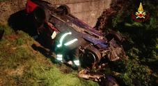 L'incidente stradale a Ponte di Piave