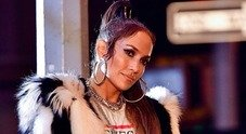 Jennifer Lopez il volto Guess Jeans 2018