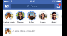 "Facebook lancia le ""stories"" come Snapchat: esordio traumatico"