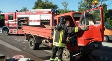 L'incidente a Pordenone