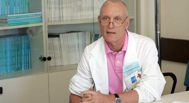 Addio al dottor Flavio Devetag per anni primario a Feltre, ora in pensione