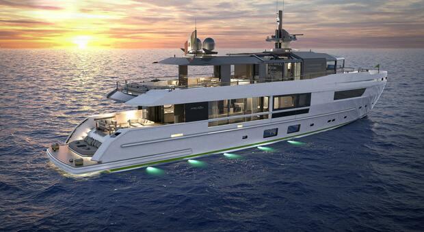 Yacht, una navigazione eco-friendly: sole e idrogeno stanno bussando