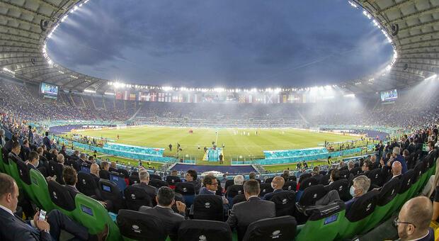 Stadio Olimpico, allarme campo: Italia-Svizzera è a rischio