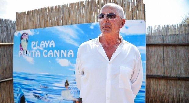 Spiaggia fascista, indagato il gestore Presidio davanti a Playa Punta Canna