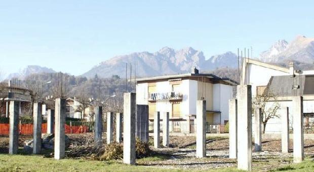 ruderi di cavarzano nuove case targate ater