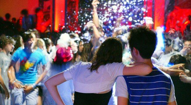 Una discoteca (foto di archivio)