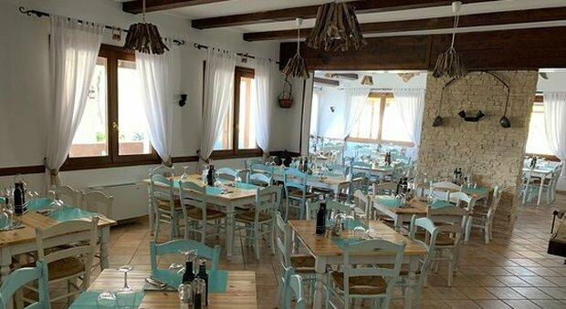 Il ristorante Dal Mercantin