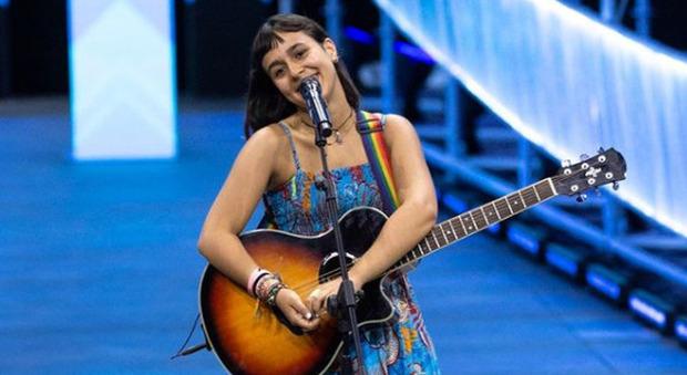 X Factor, la sedicenne Raffaella Scagliola è la prima ad esibirsi: 4 sì dei giudici