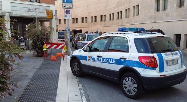 Polizia locale di Pordenone