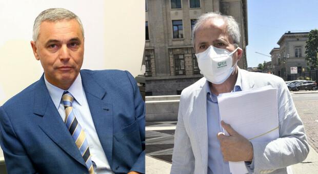 Giorgio Palù e Andrea Crisanti