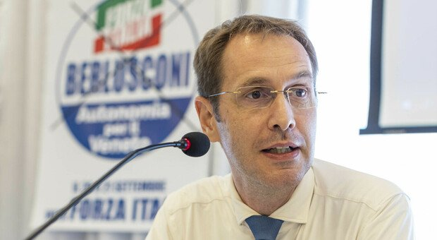 MOMENTO DIFFICILE Fabio Chies, coordinatore provinciale di Forza Italia, deve uscire dalla crisi