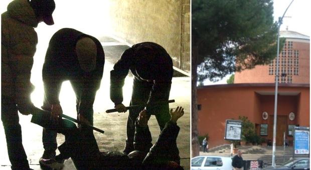 Roma, baby gang picchia e rapina romeno a Vigna Clara. I tre ragazzini arrestati in lacrime