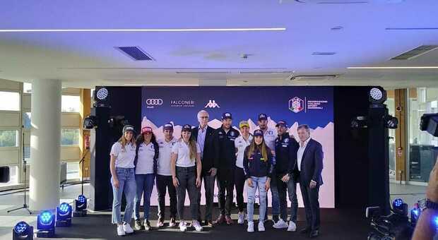 Pechino 2022, la Fisi presenta la stagione degli sport invernali