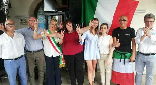 Festa a Mirano con la sindaco Pavanello