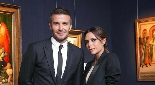 David e Victoria Beckham hanno avuto il covid: contagiato anche lo staff