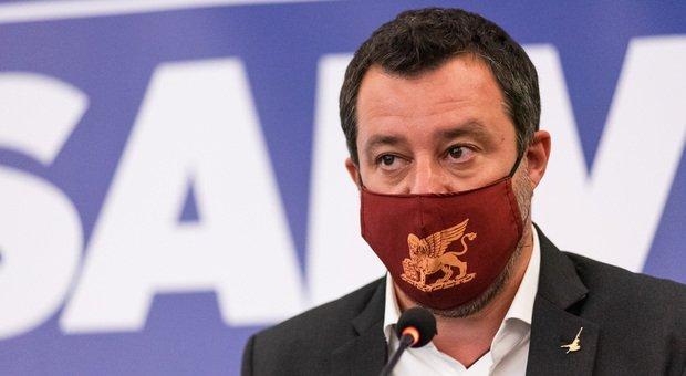 Matteo Salvini a Padova