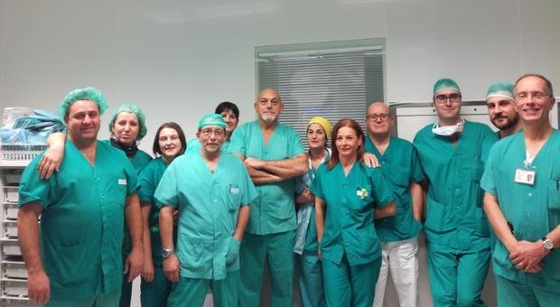 tumore alla prostata intervento chirurgico laser