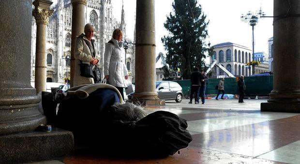 Milano 350 euro per ospitare a casa un clochard il bando for Ospitare in casa
