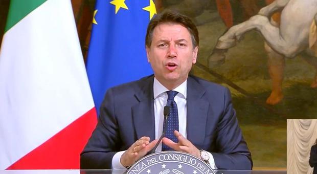 Dopo La Polemica Per La Diretta Fb Di Sabato Notte Conte Apre Alle Domande Dei Giornalisti In