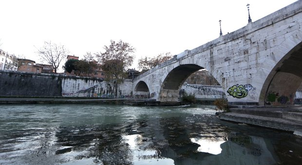 Roma, donna lascia biglietto e si lancia nel Tevere, agenti si tuffano e la salvano