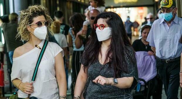Nel capoluogo altopianese si torna alle mascherine
