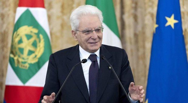 Mattarella: «Libertà e democrazia incompatibili con chi cerca nemici»