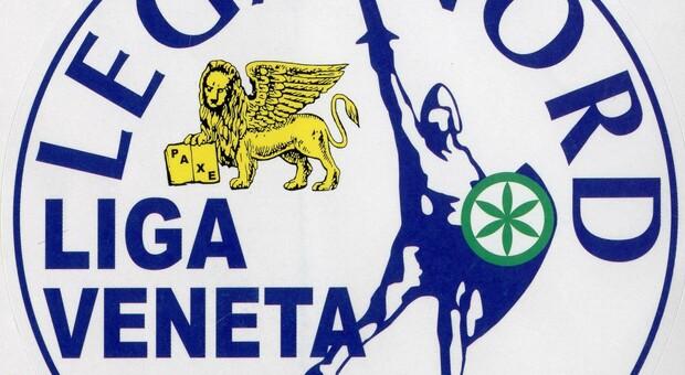 Il simbolo della Liga Nord-Lega Veneta