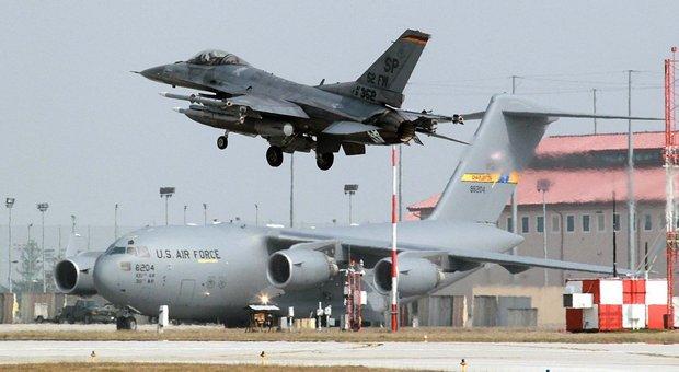 La Base Usaf di Aviano è pronta ad ospitare le bombe atomiche dalla Turchia