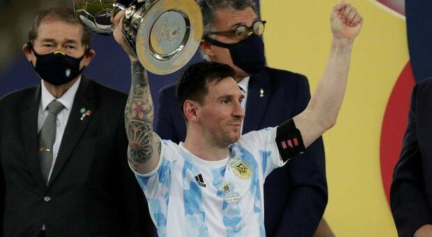 Messi, finita la telenovela sul rinnovo. Accordo quinquennale con il Barcellona
