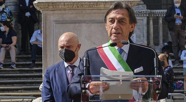 Il sindaco di Padova Sergio Giordani