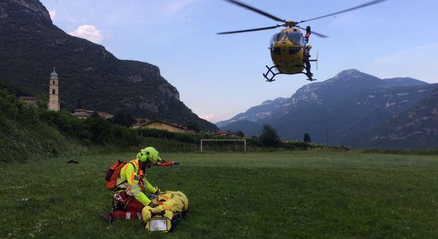 Zaino Elicottero : Perde lo zaino facendo canyoning muore cercando di recuperarlo