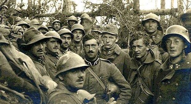 Grande Guerra sul monte Pasubio