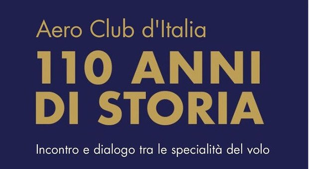 Bologna, a Pavullo le celebrazioni per i 110 anni Aero Club d'Italia