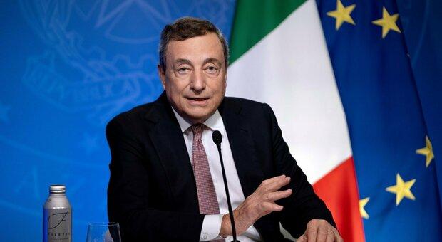 Recovery, la mina decreti: Draghi pronto a convocare la prima cabina di regia
